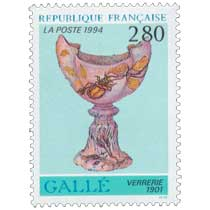 1994 GALLÉ VERRERIE 1901