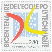 1994 BICENTENAIRE DE L'ÉCOLE POLYTECHNIQUE 1794-1994