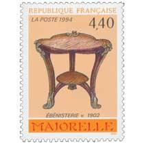1994 MAJORELLE ÉBÉNISTERIE v. 1902