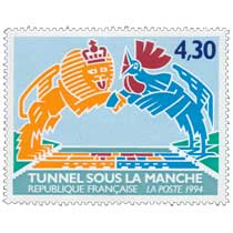 1994 TUNNEL SOUS LA MANCHE