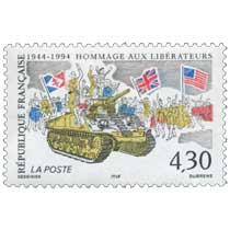 HOMMAGE AUX LIBÉRATEURS 1944-1994