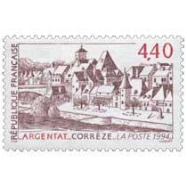 1994 ARGENTAT - CORRÈZE -