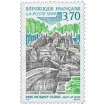 1994 LA GRANDE CASCADE PARC DE SAINT-CLOUD  HAUTS-DE-SEINE