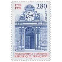ENS ÉCOLE NORMALE SUPÉRIEURE 1794-1994