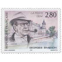 1994 GEORGES SIMENON D. ROEGIEST