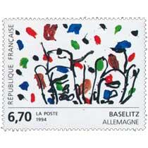 1994 BASELITZ ALLEMAGNE