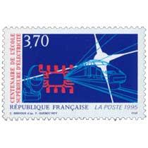 1995 CENTENAIRE DE L'ÉCOLE SUPÉRIEURE D'ÉLECTRICITÉ