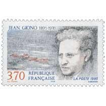 1995 JEAN GIONO 1895-1970