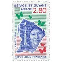 1995 ESPACE ET GUYANE ARIANE