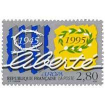 EUROPA liberté 1945-1995