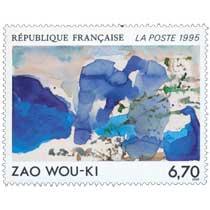 1995 ZAO WOU-KI