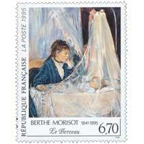 1995 BERTHE MORISOT 1841-1895 Le Berceau