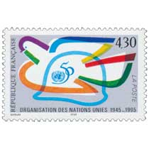 50 ORGANISATION DES NATIONS UNIES 1945-1995