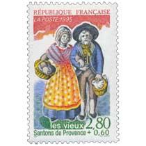 1995 Santons de Provence les vieux