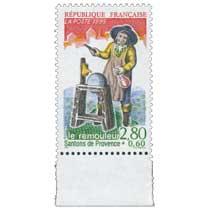 1995 Santons de Provence le rémouleur