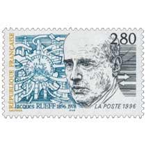 1996 Jacques RUEFF 1896-1978