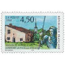 1996 MAISON DE JEANNE D'ARC DOMRÉMY LA PUCELLE - VOSGES
