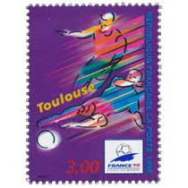 1996 FRANCE 98 Toulouse