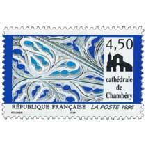 1996 Cathédrale de Chambéry