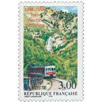 1996 Train Ajaccio-Vizzavona 1896-1996