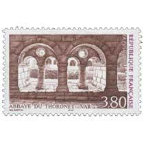 1996 ABBAYE DU THORONET VAR