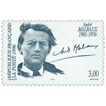 1996 André MALRAUX 1901-1976