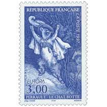 1997 EUROPA PERRAULT - LE CHAT BOTTÉ