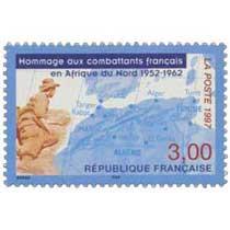 1997 Hommage aux combattants français en Afrique du Nord 1952-1962