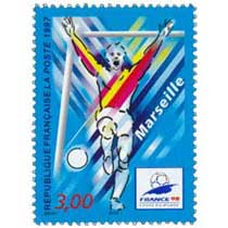 1997 FRANCE 98 COUPE DU MONDE Marseille