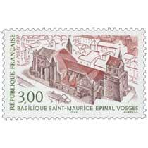 1997 BASILIQUE SAINT-MAURICE ÉPINAL VOSGES