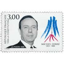 1998 1958-LA CONSTITUTION MICHEL DEBRÉ 1912-1996