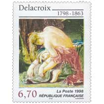 1998 Delacroix 1798-1863