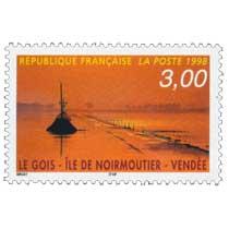 1998 LE GOIS - ÎLE DE NOIRMOUTIER - VENDÉE