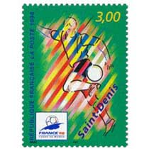 1998 FRANCE 98 COUPE DU MONDE DE FOOTBALL Saint-Denis