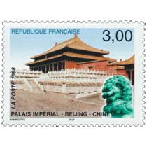 1998 PALAIS IMPERIAL - BEIJING - CHINE
