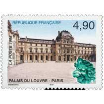 1998 PALAIS DU LOUVRE - PARIS