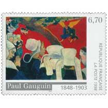 1998 Paul Gauguin 1848-1903