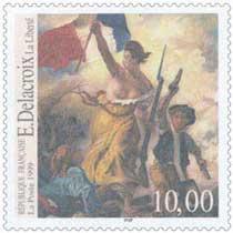 1999 E. Delacroix La Liberté