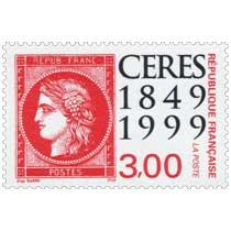 CÉRÈS 1849-1999 REPUB FRANC