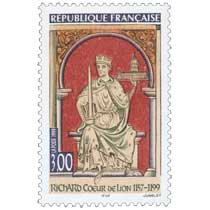 1999 RICHARD CŒUR DE LION 1157-1199