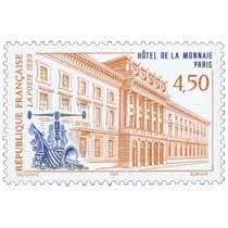 1999 HÔTEL DE LA MONNAIE PARIS