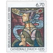 1999 CATHÉDRALE D'AUCH - GERS
