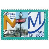 1999 le Métro 1900-2000