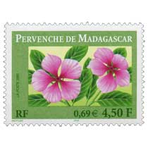 2000 PERVENCHE DE MADAGASCAR