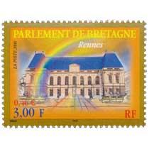 2000 PARLEMENT DE BRETAGNE Rennes