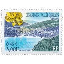 2000 GÉRARDMER VALLÉE DES LACS Vosges