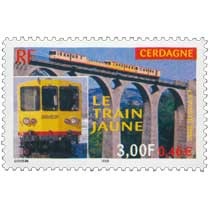 2000 LE TRAIN JAUNE CERDAGNE