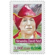 2000 Alexandra David-Néel 1868-1969