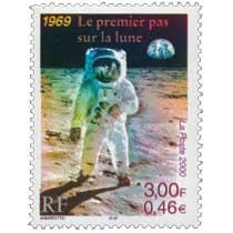 2000 1969 Le premier pas sur la lune