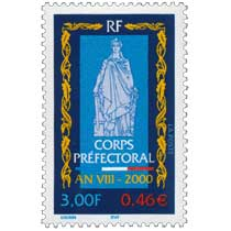 CORPS PRÉFECTORAL AN VII - 2000